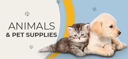 Animals & Pet Supplies
