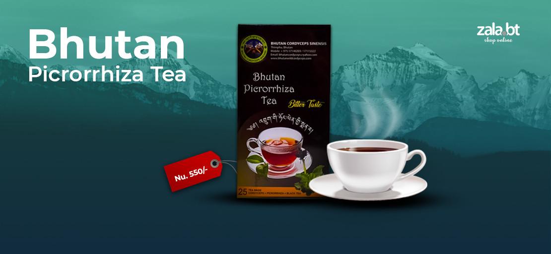 Bhutan Picrorrhiza Tea
