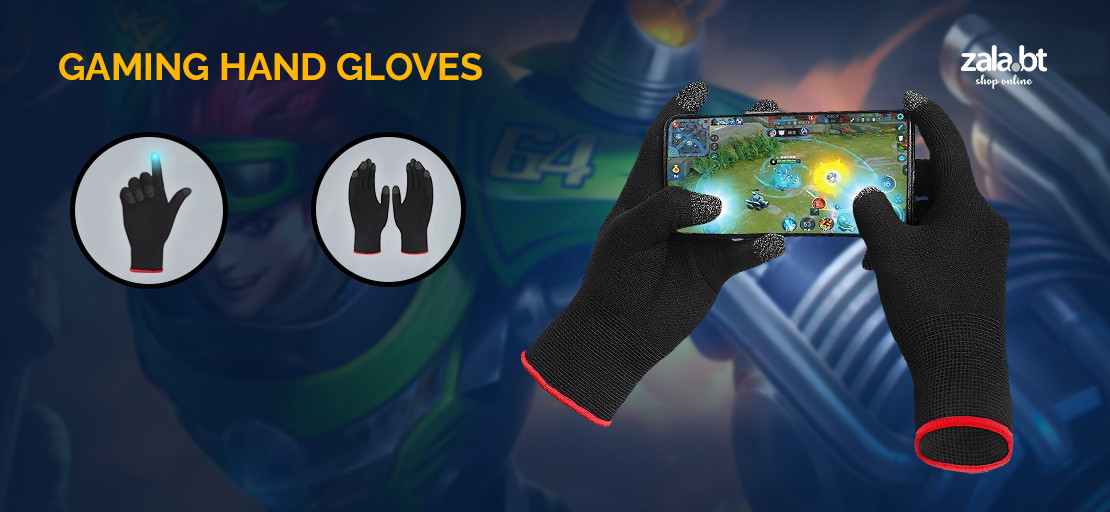 Gaming hand Gloves