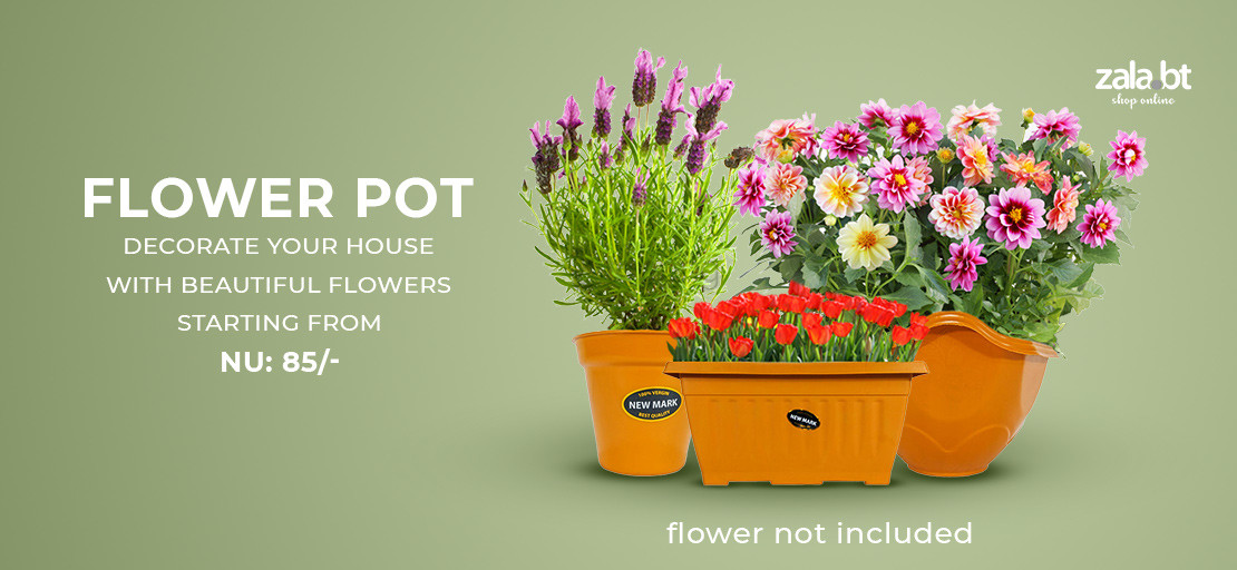 High Quality Flower Pots