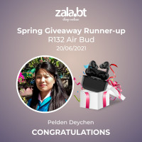 Spring Giveaway 2nd winner