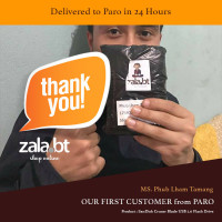 Our First Customer from PARO