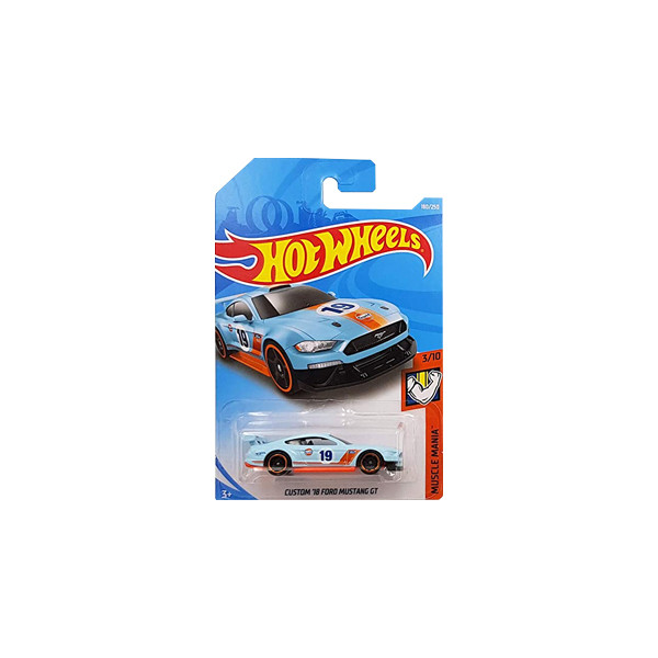 HW 18 Ford Mustang GT