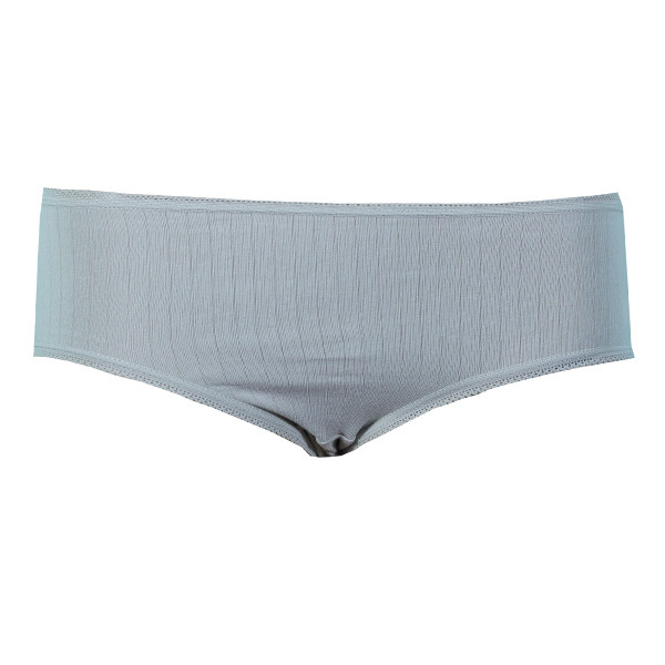 Vertical Stripe With Lace Inner-wear
