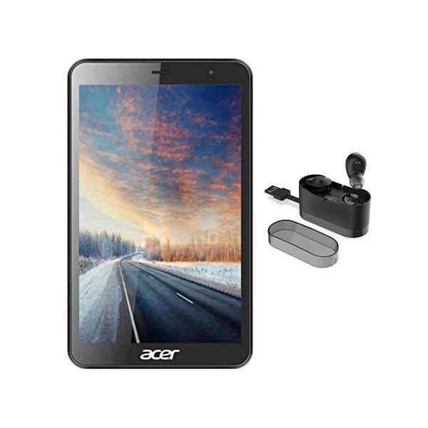 Acer One 8 T4-82L Tablet With Wireless Earphone