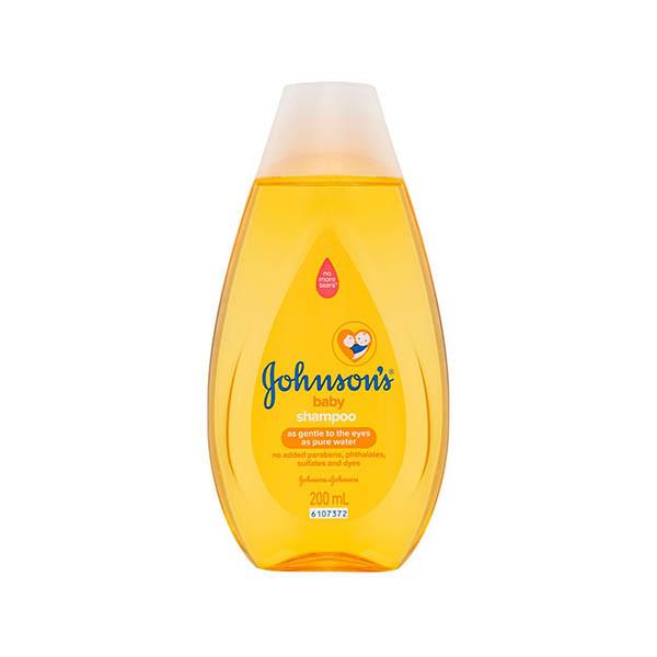 Johnson's Baby Shampoo, 200ml