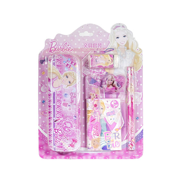 Barbie Stationery Set - BL8133