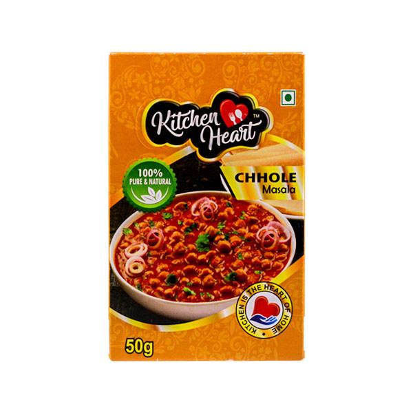 Kitchen Heart Chhole Masala