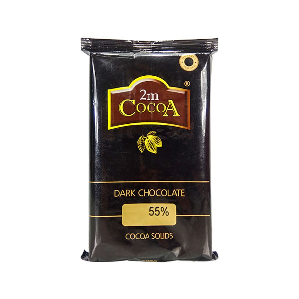 2m Cocoa Dark Chocolate, 500g