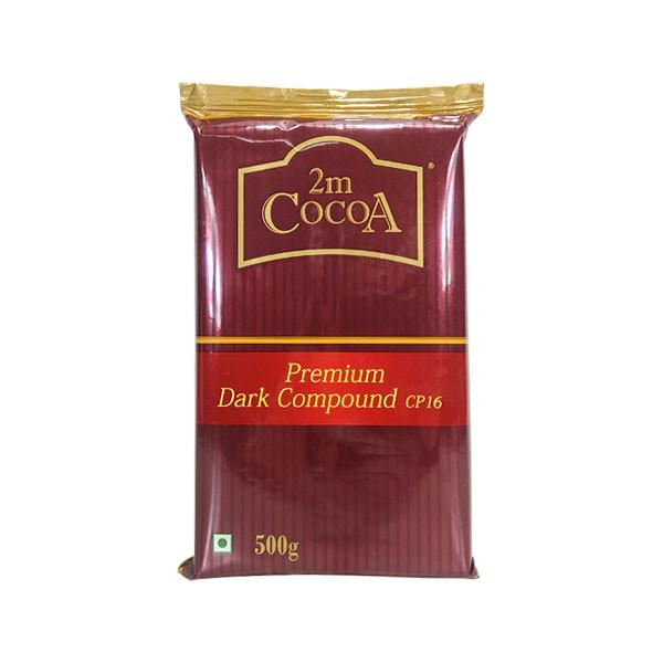 2m Cocoa Premium Dark Compound, 500g