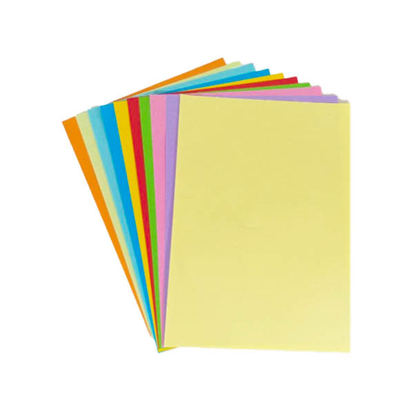 Assorted Colour Paper