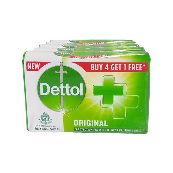 Dettol - Buy 4 Get 1 Free