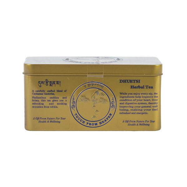 Dhuetsi Herbal Tea Tin