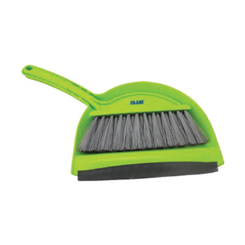 Faabi Dust pan with brush FB5250DPB