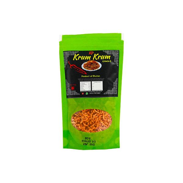 Krum Krum Hot and Spicy (Non Veg) 85g