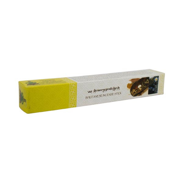 Yellow Box Incense Stick
