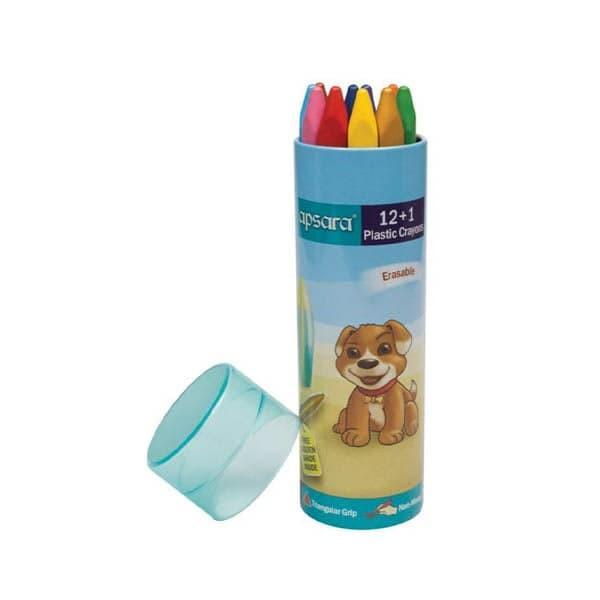 Apsara Plastic Crayons