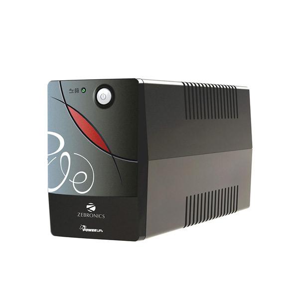 Zebronics UPS  600VA/360W, ZEB-U725