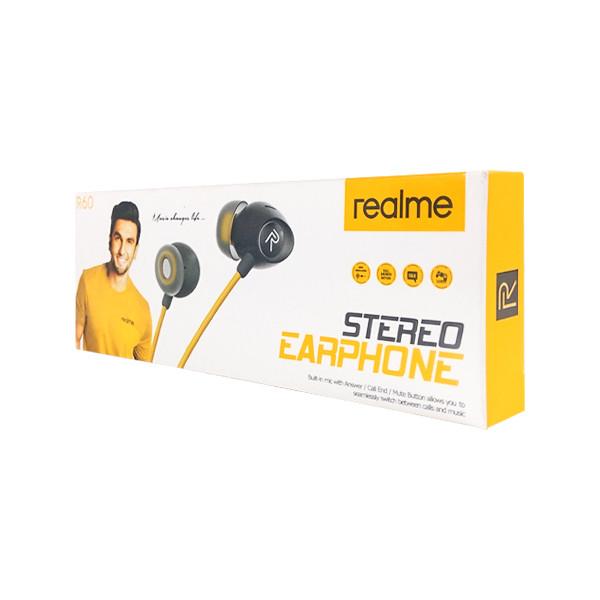 zala.bt - Realme R60 Stereo Earphone