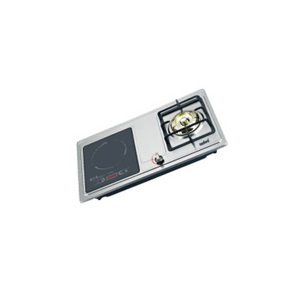 Induction Cooker and Gas Stove