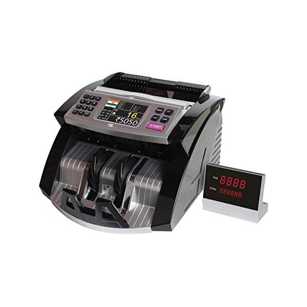 TVS CC453 Star + Cash Counting Machine