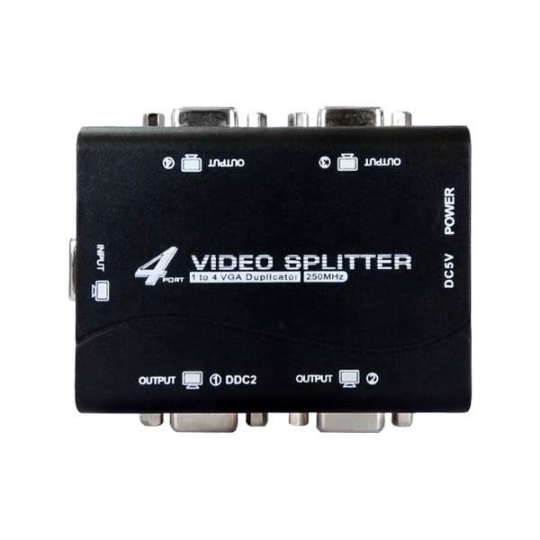 2/4 VGA Splitter